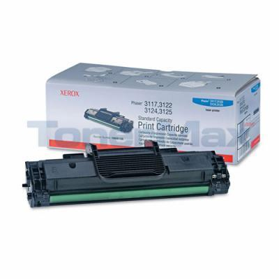 XEROX PHASER 3117 TONER BLACK
